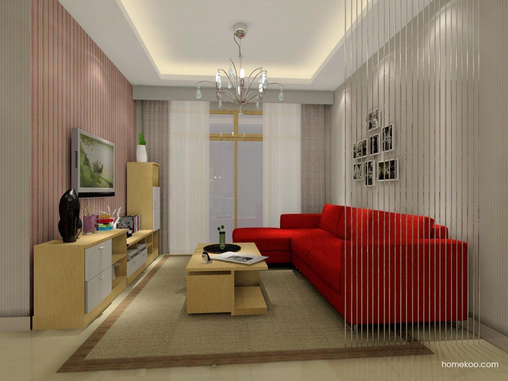 新实用主义客厅家具D0898