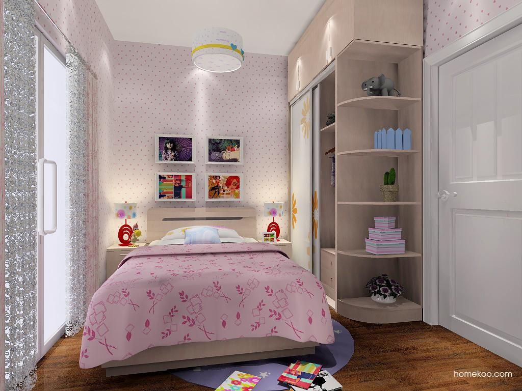 女孩的梦青少年房B6544