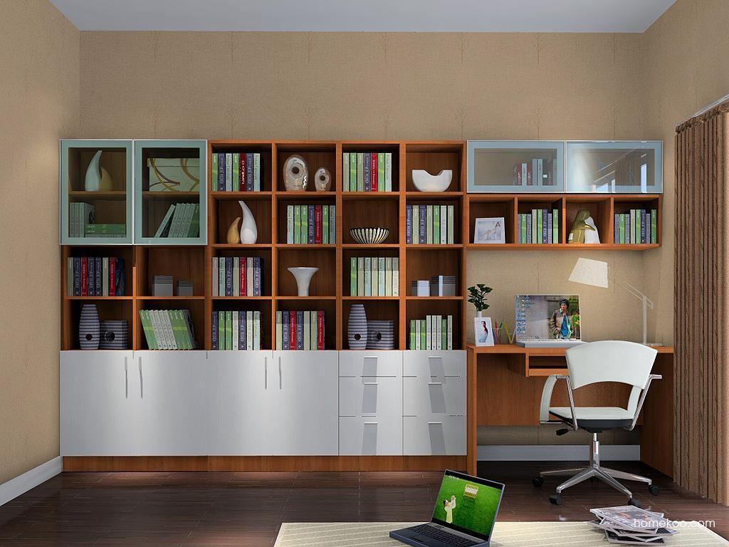 新实用主义书房家具C3791