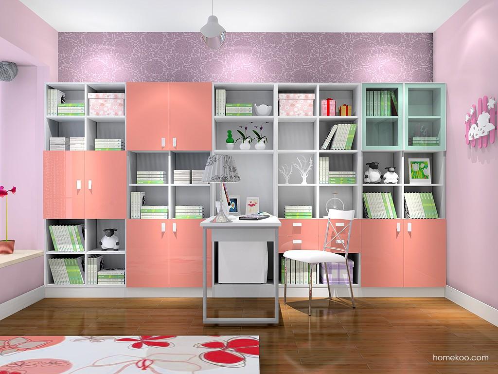 浪漫主义书房家具C3790