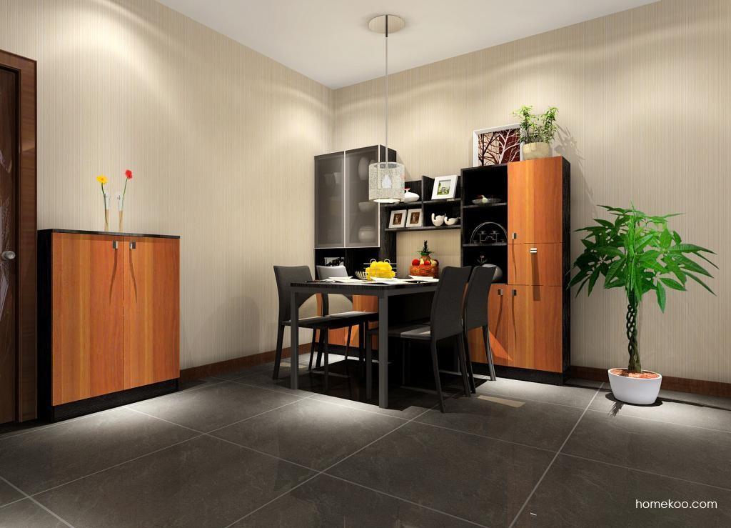 德国森林餐厅家具E1149
