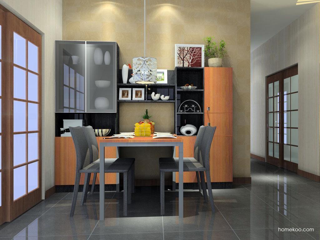 德国森林餐厅家具E1158