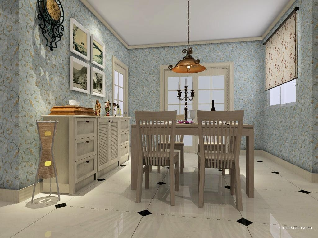 英伦印象家具E1146