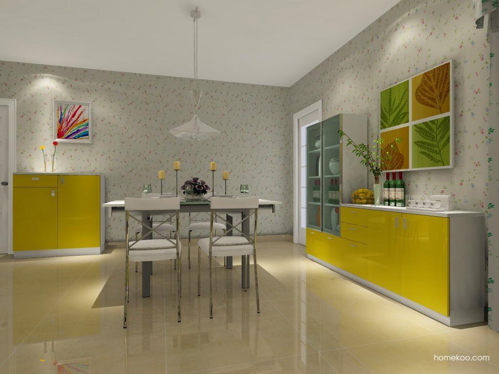 浪漫主义餐厅家具E1142