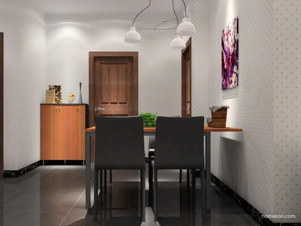 德国森林餐厅家具E1166