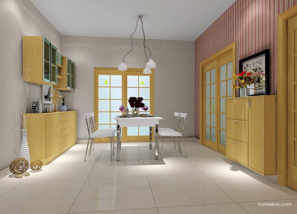 新实用主义餐厅家具E1169