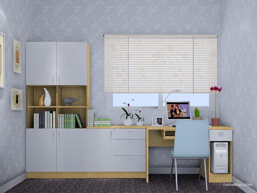 新实用主义书房家具C3808