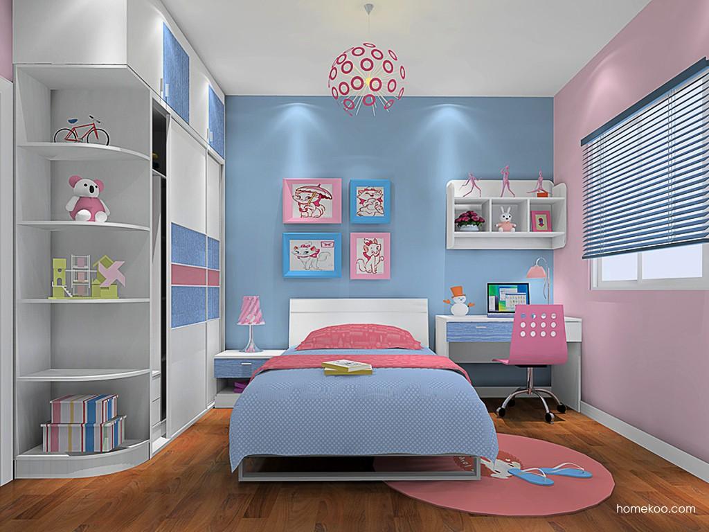 女孩的梦青少年房B6569