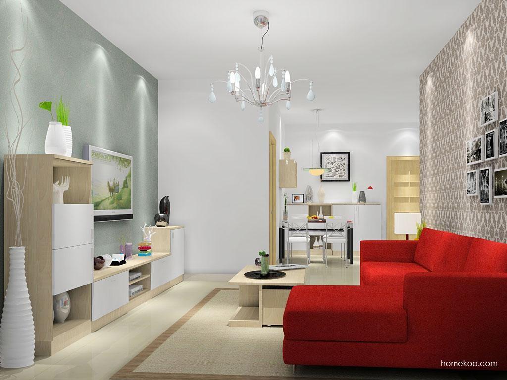 新实用主义客厅家具D0952