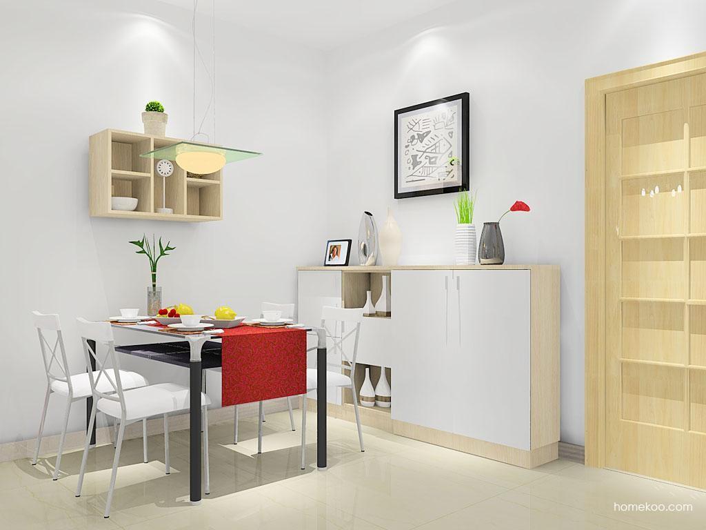 新实用主义餐厅家具E1178