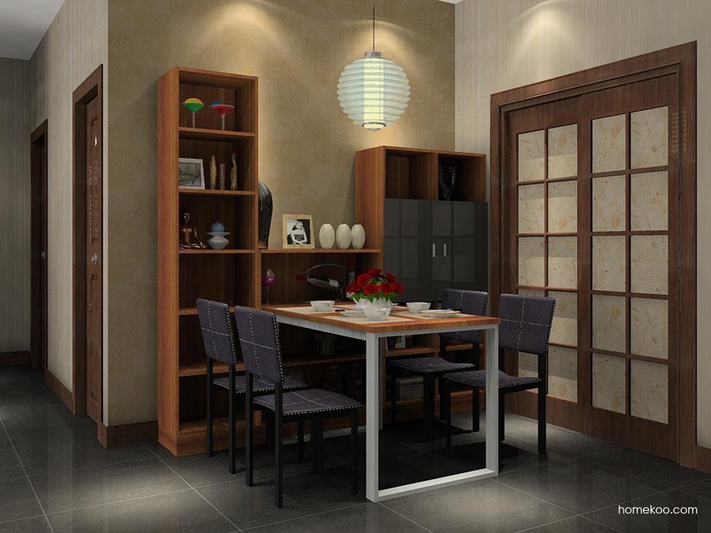 新实用主义餐厅家具E1180