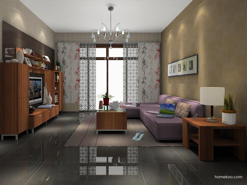新实用主义客厅家具D0955