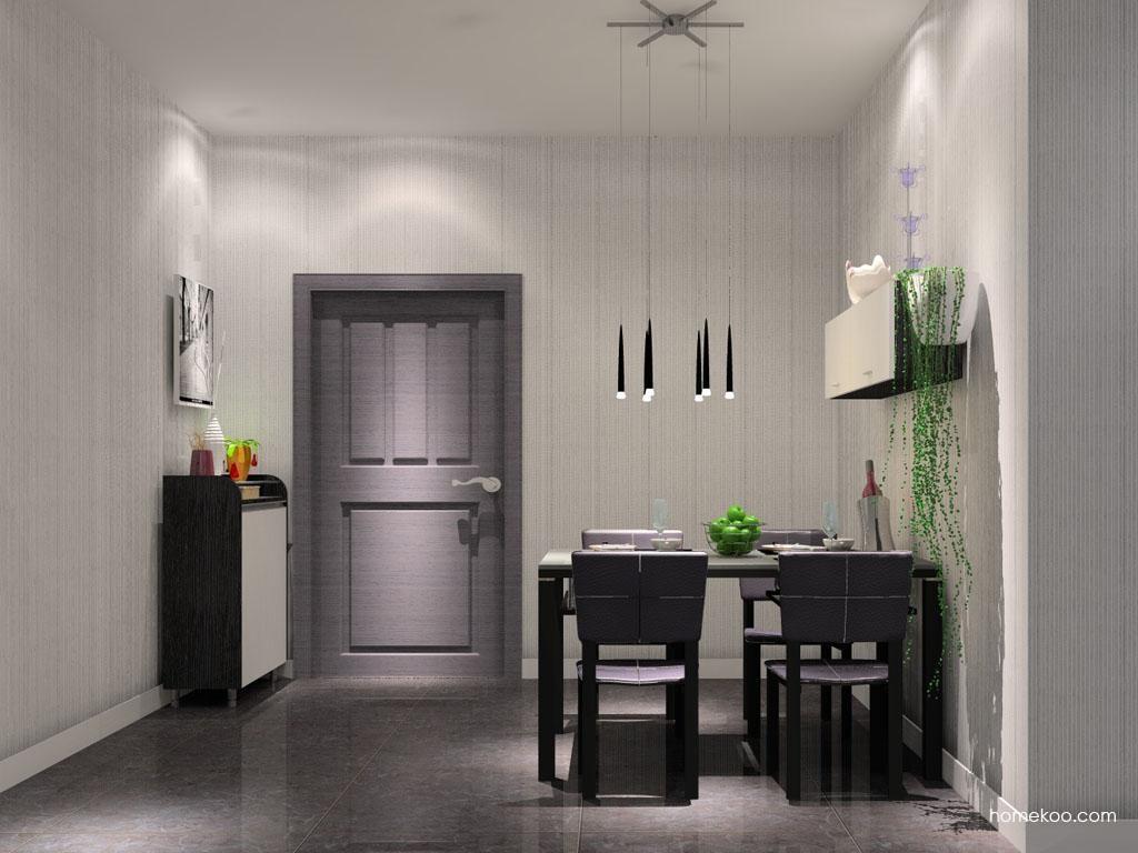 简约主义餐厅家具E1182