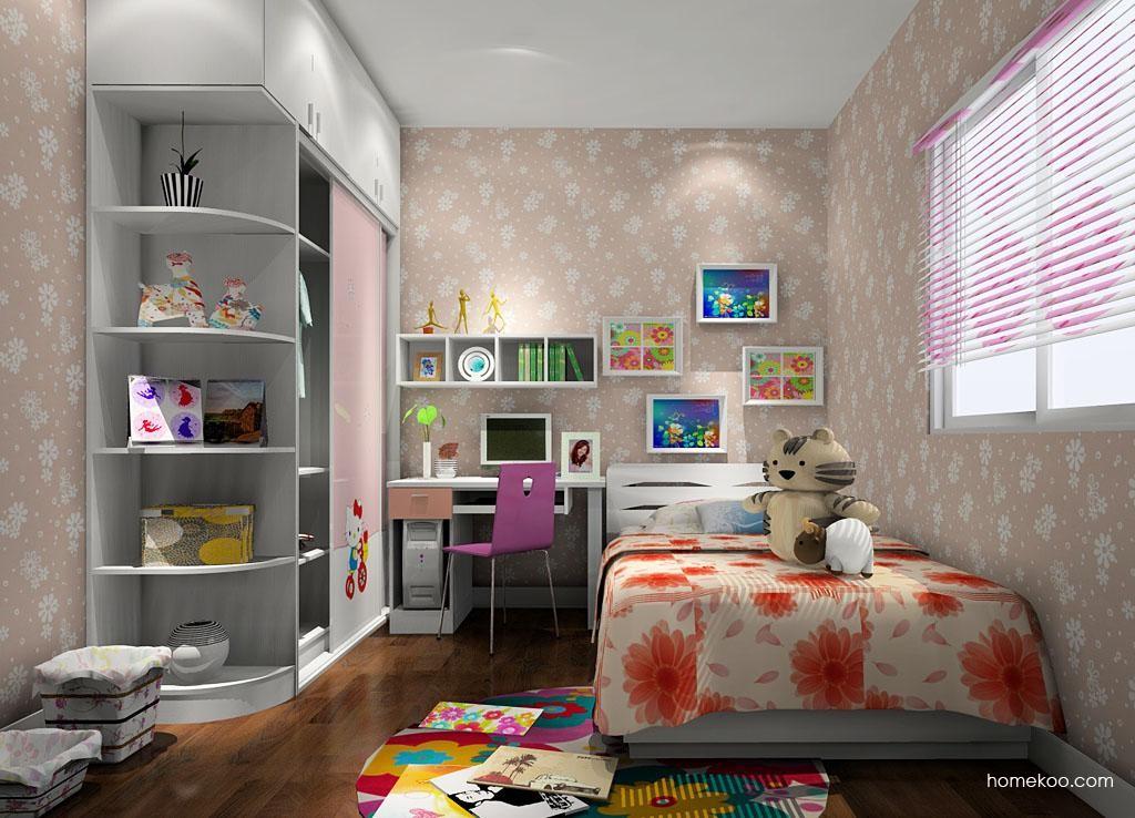 女孩的梦青少年房B6586