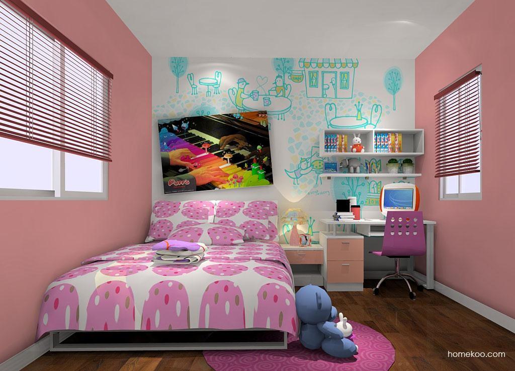 女孩的梦青少年房B6588