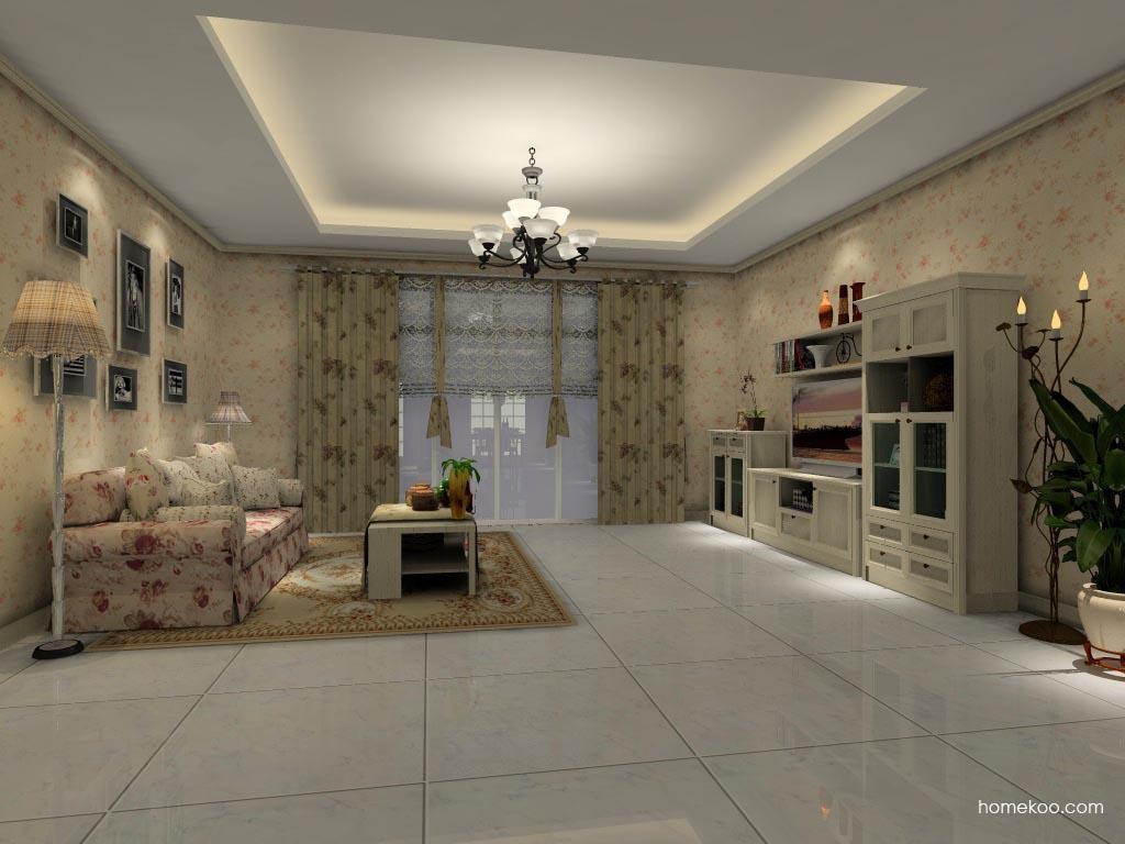 英伦印象客厅家具D0957