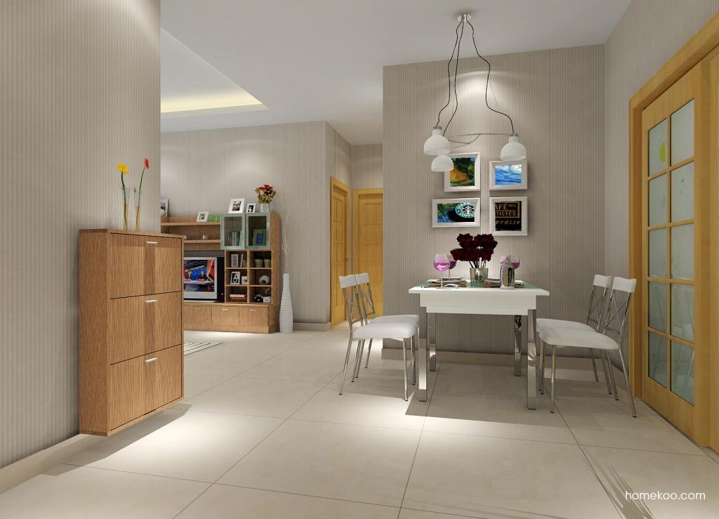 新实用主义餐厅家具E1187