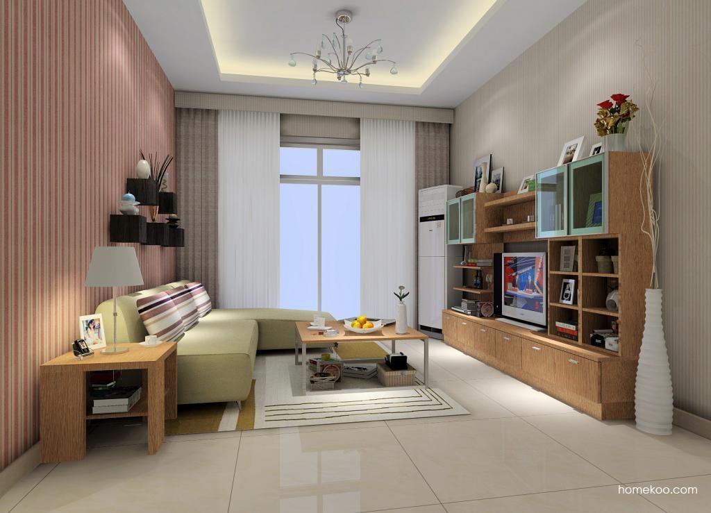 新实用主义客厅家具D0961