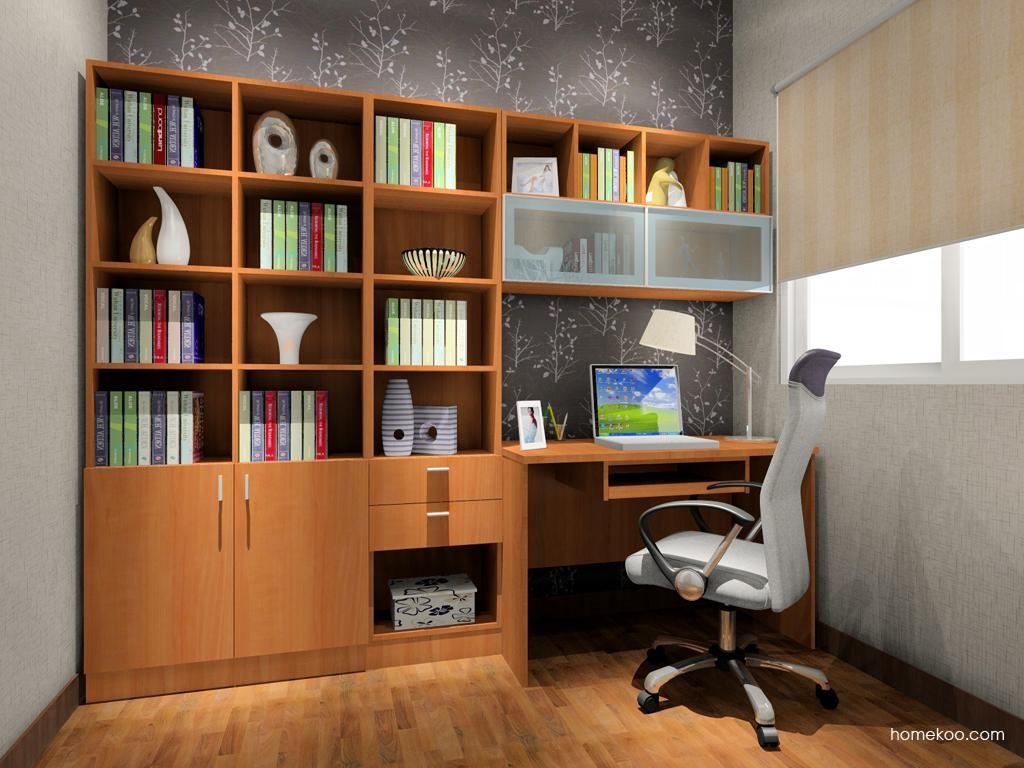 新实用主义书房家具C3815