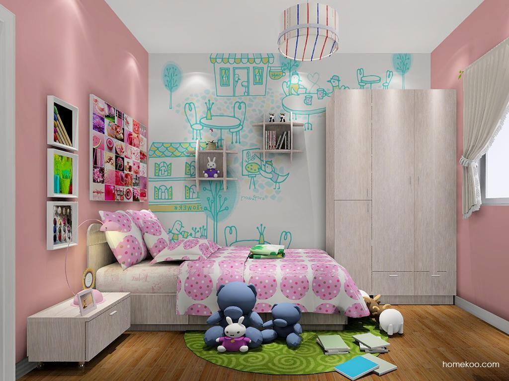 女孩的梦青少年房B6598