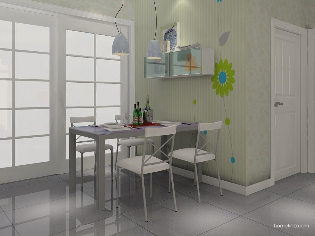 浪漫主义餐厅家具E1189