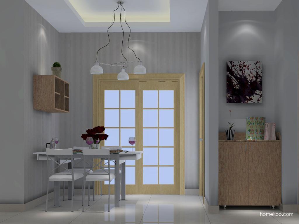 新实用主义餐厅家具E1193