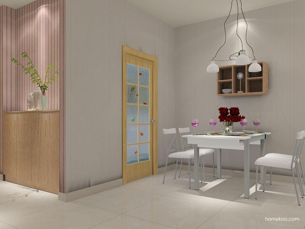 新实用主义餐厅家具E1197
