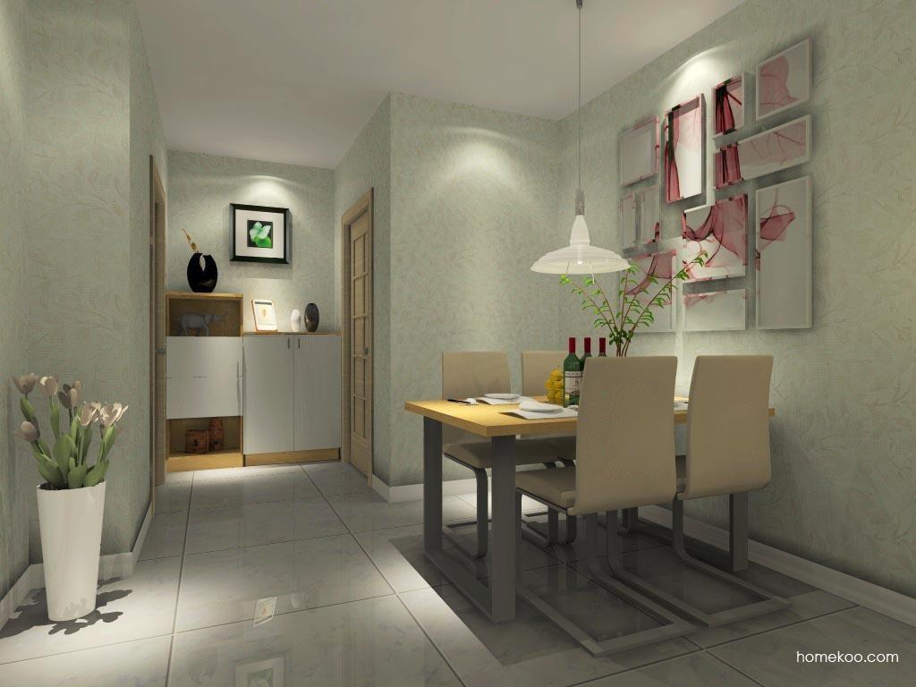 新实用主义餐厅家具E1199