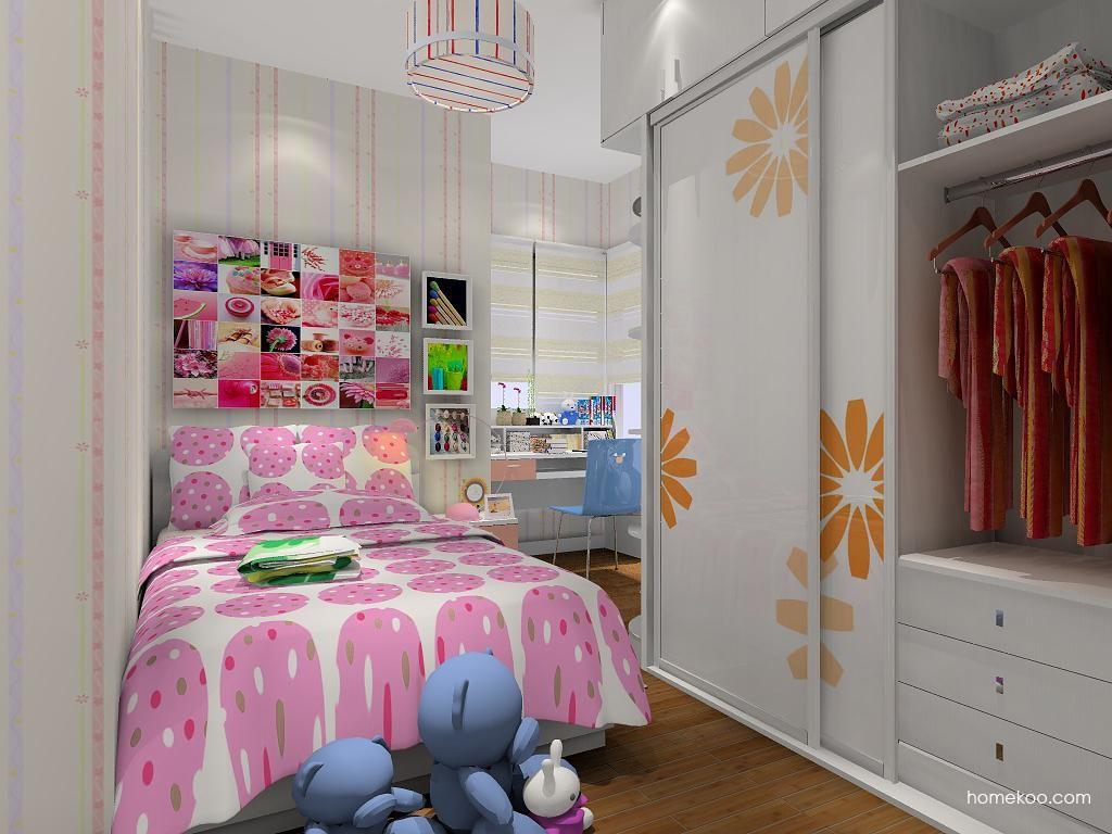 女孩的梦青少年房B6605