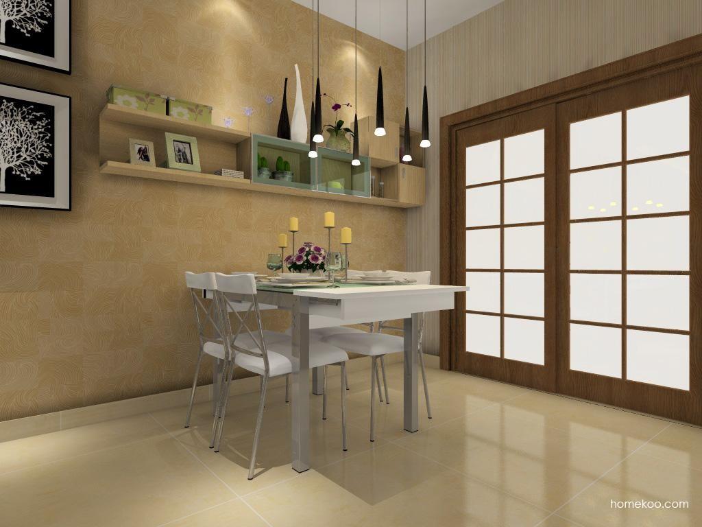 新实用主义餐厅家具E1191