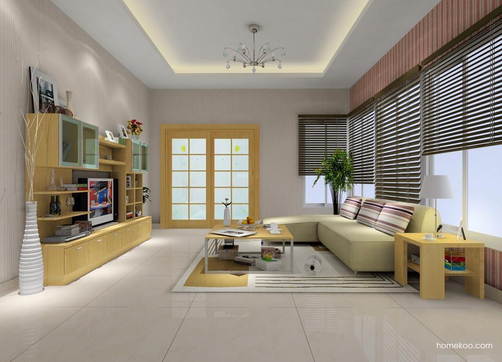 新实用主义客厅家具D0982
