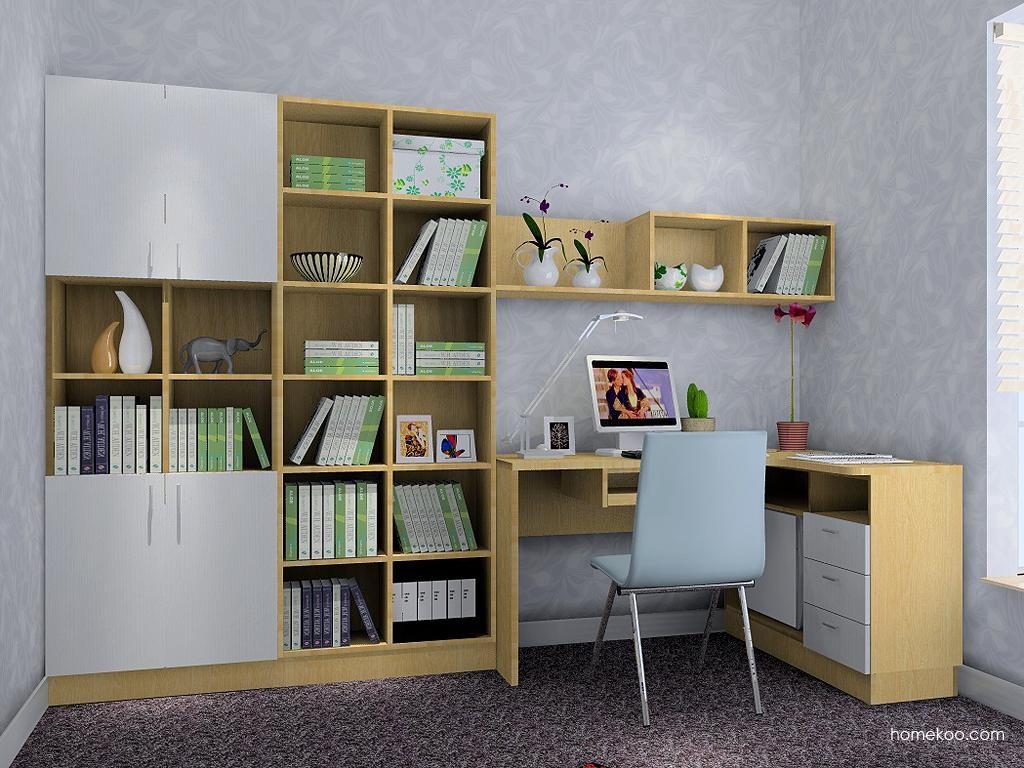 新实用主义书房家具C3844