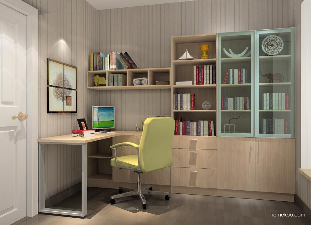 书房家具C0457