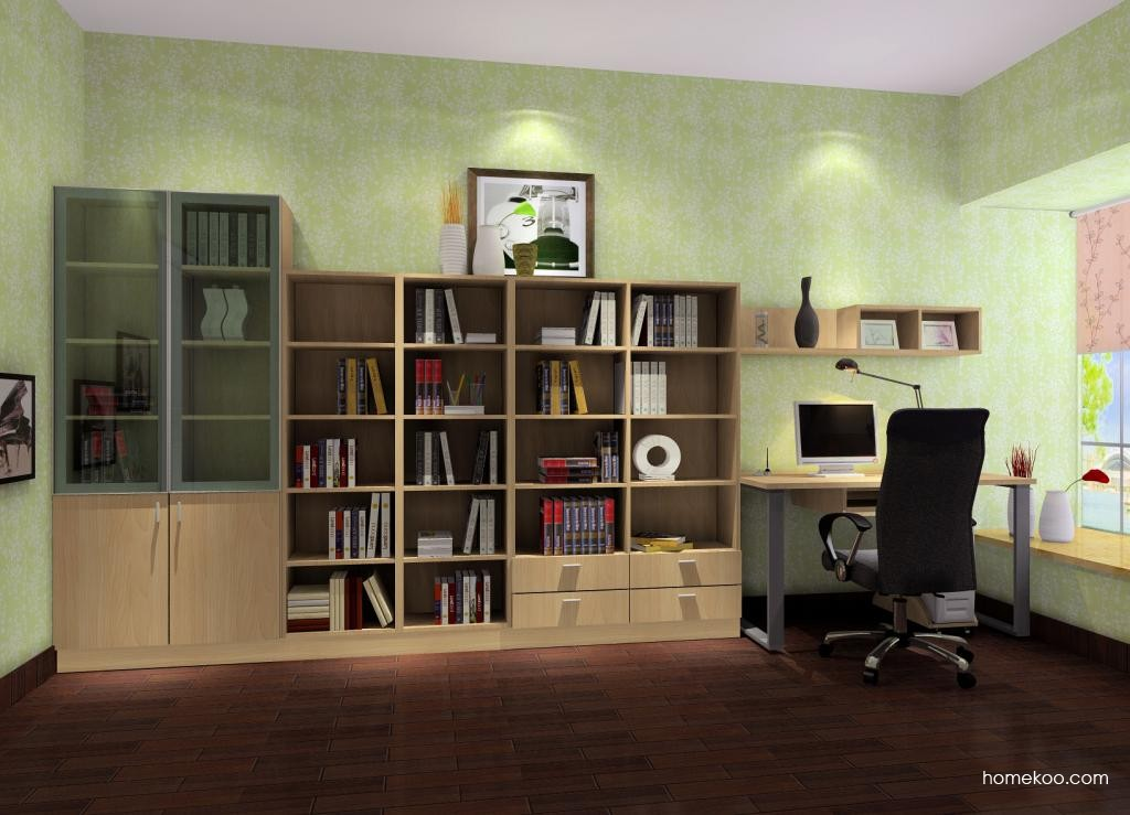 书房家具C0468