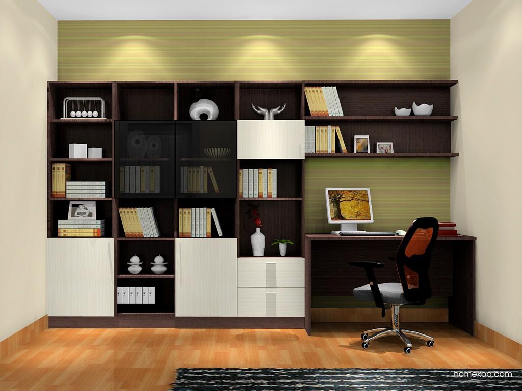 新实用主义书房家具C0487