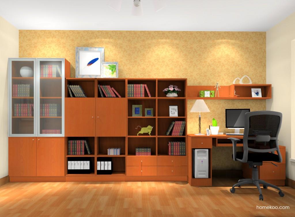 加州梦书房家具C0458