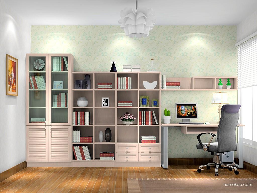 北欧阳光书房家具C0529