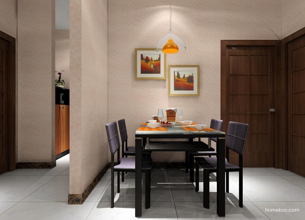 德国森林餐厅家具E1220
