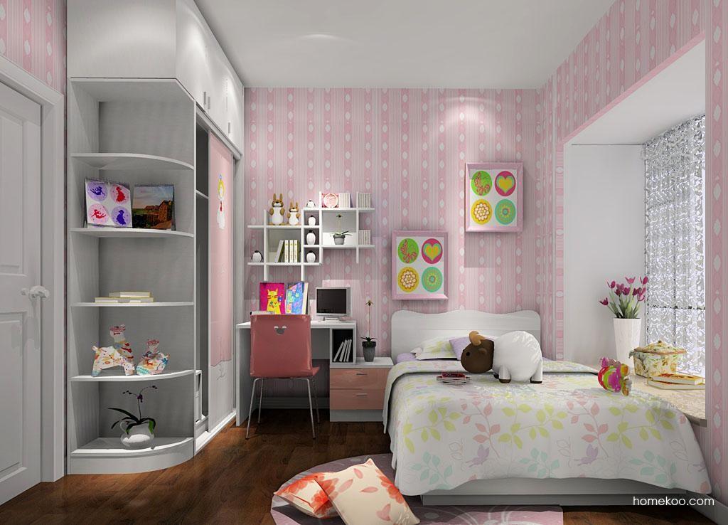 女孩的梦青少年房B6628
