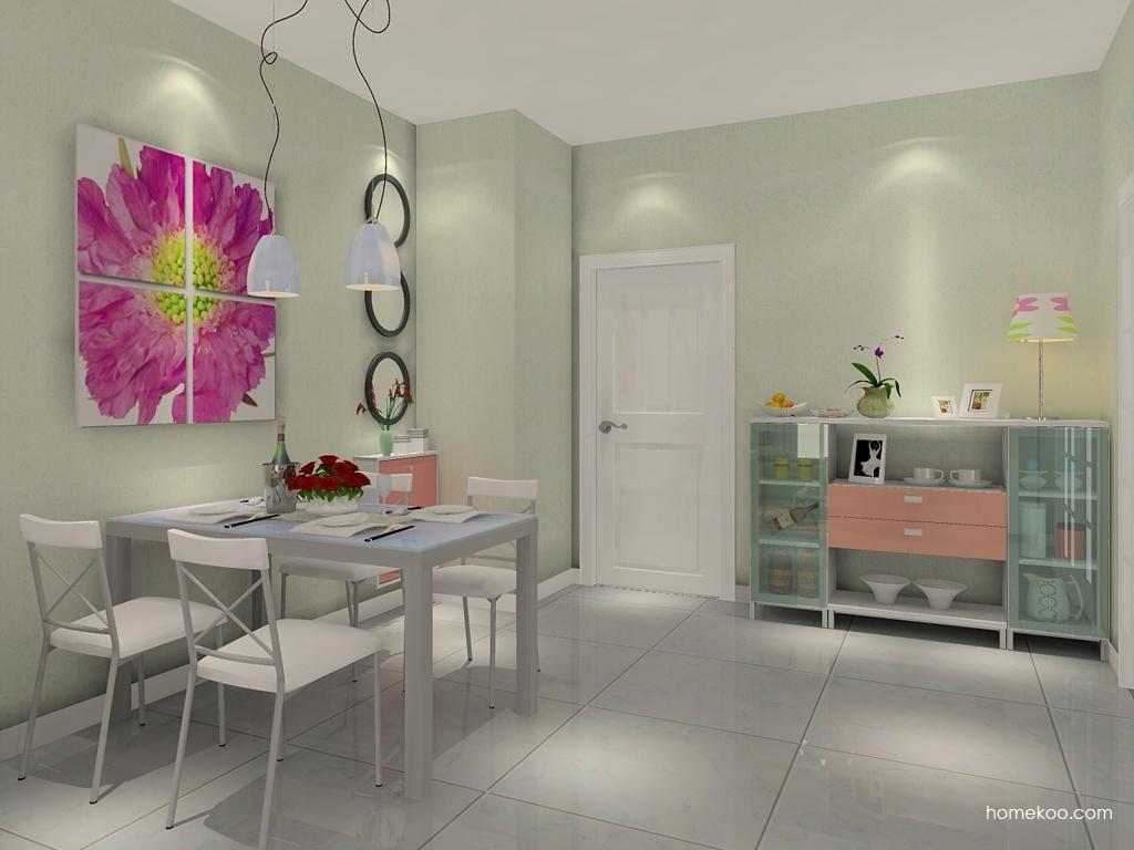 浪漫主义餐厅家具E1224