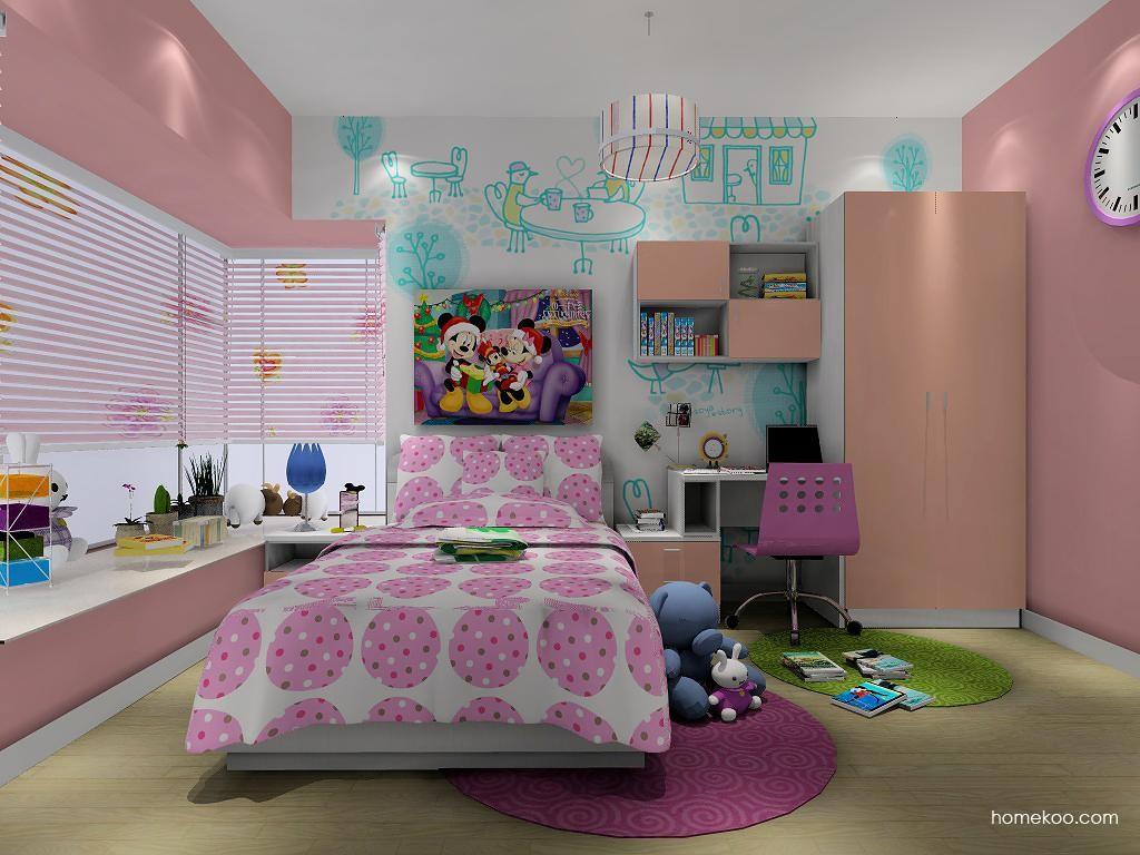 女孩的梦青少年房B6633