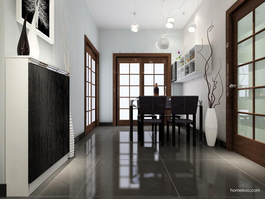 简约主义餐厅家具E1221