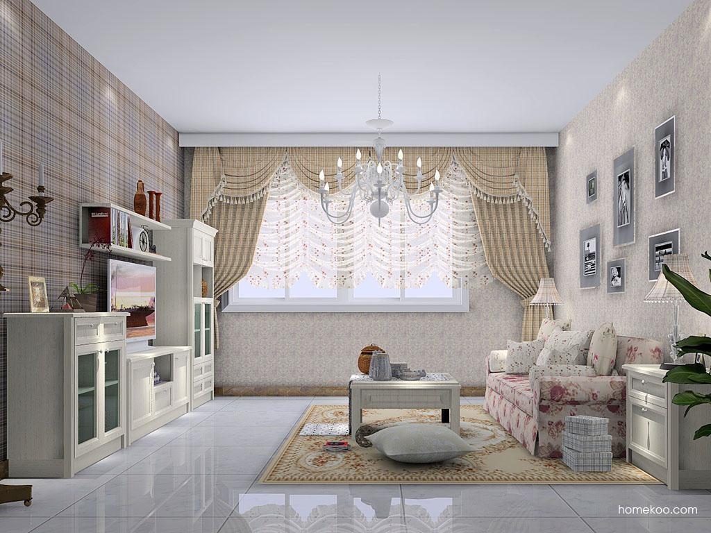 英伦印象客厅家具D1016