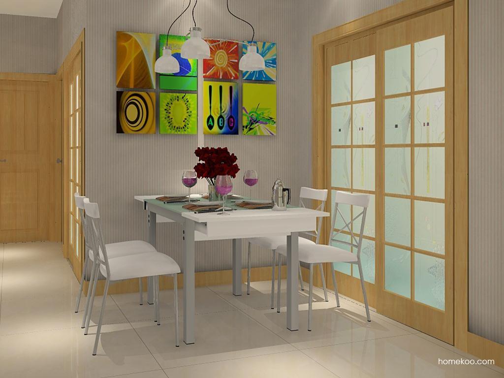 新实用主义餐厅家具E1244