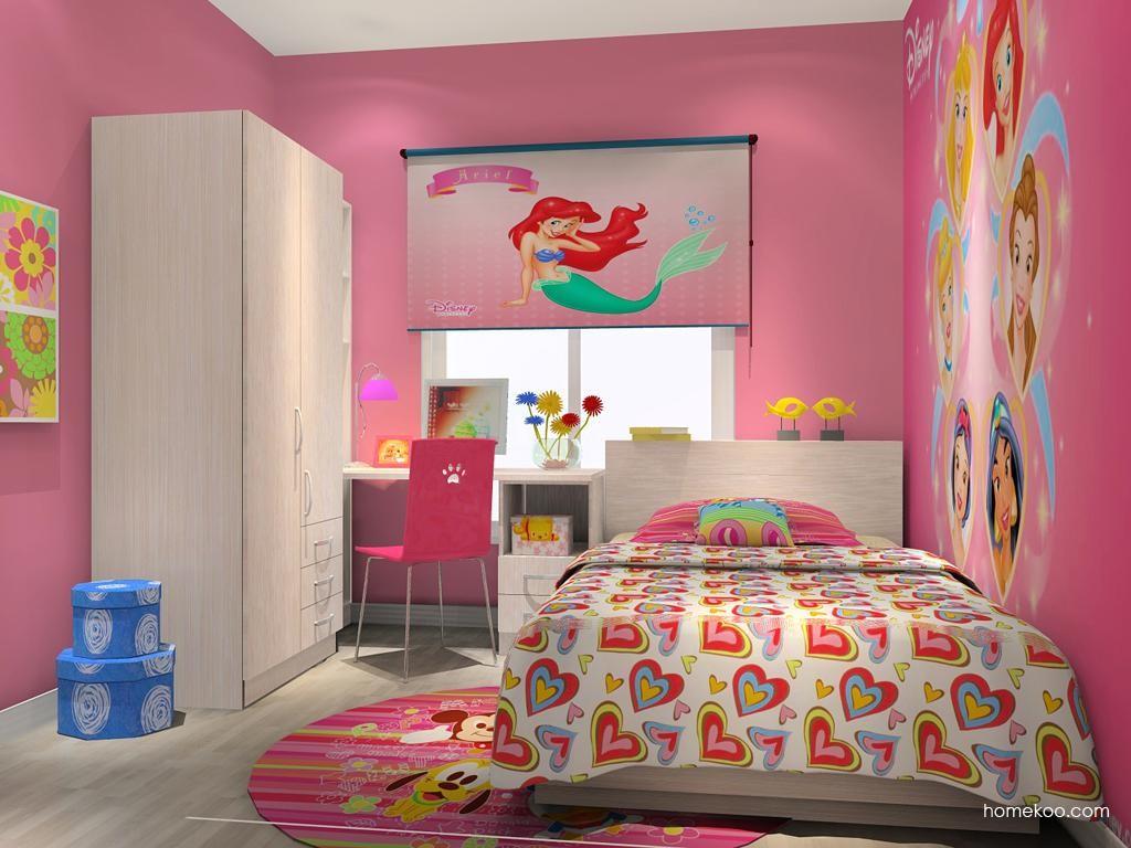 女孩的梦青少年房B6672