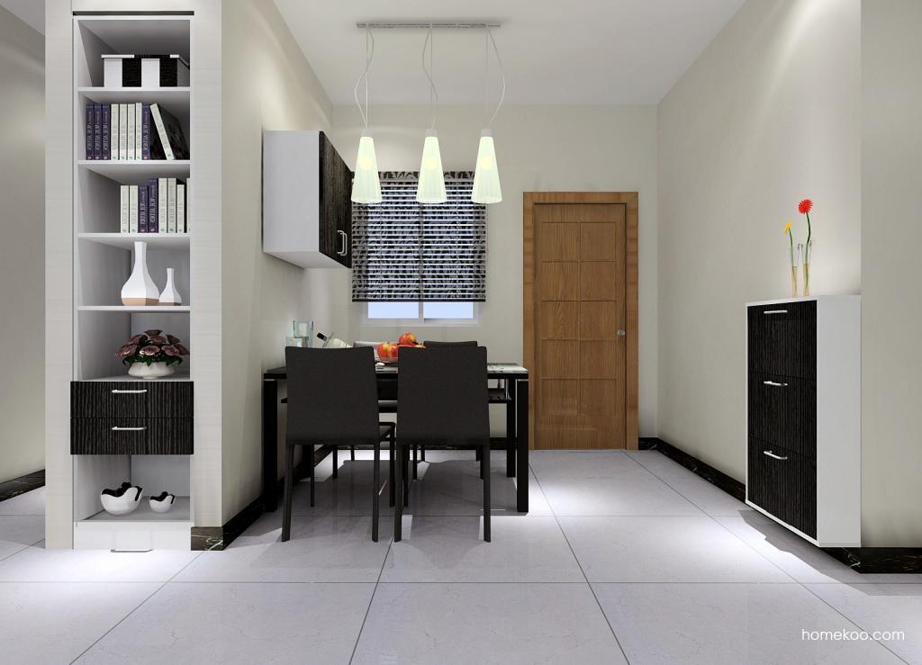 简约主义餐厅家具E1260