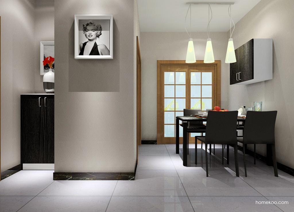 简约主义餐厅家具E1261
