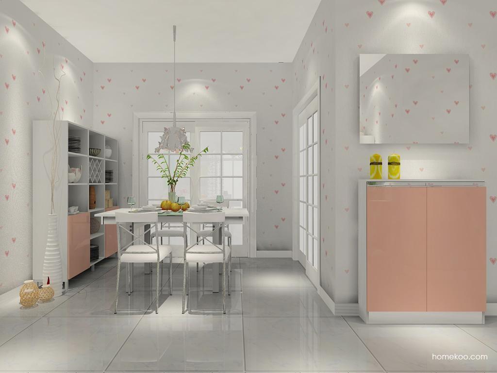 浪漫主义餐厅家具E1262