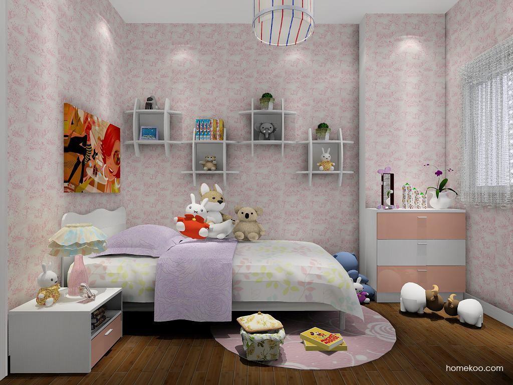 女孩的梦青少年房B6667