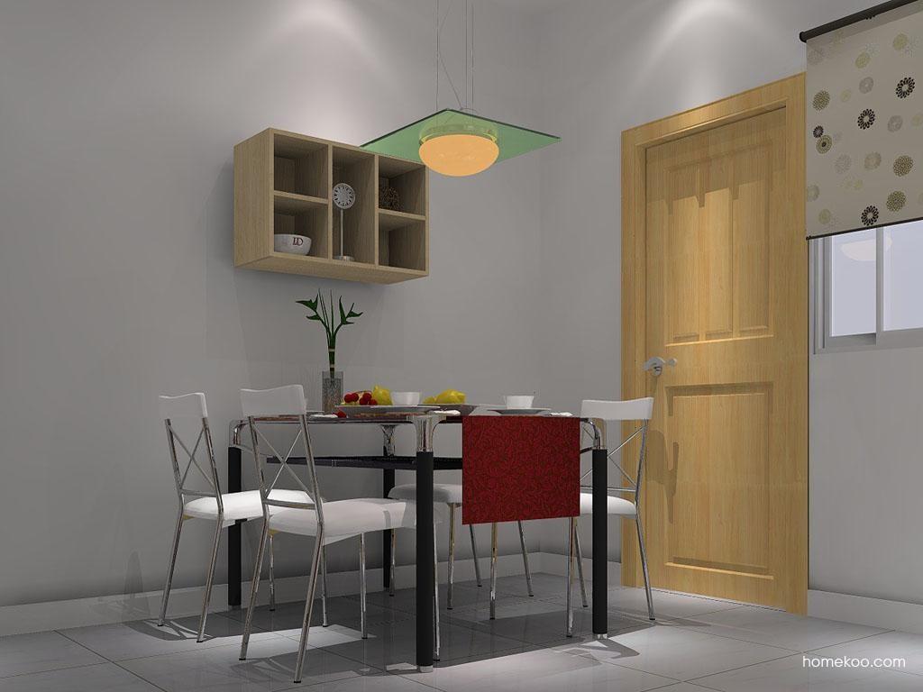 简约主义餐厅家具E1263